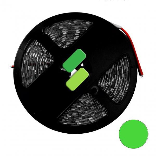taśma LED zielona