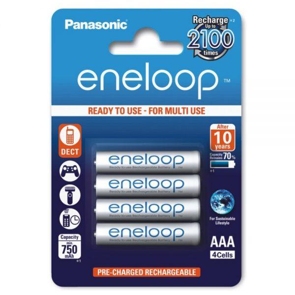 Akumulatorki Panasonic Eneloop