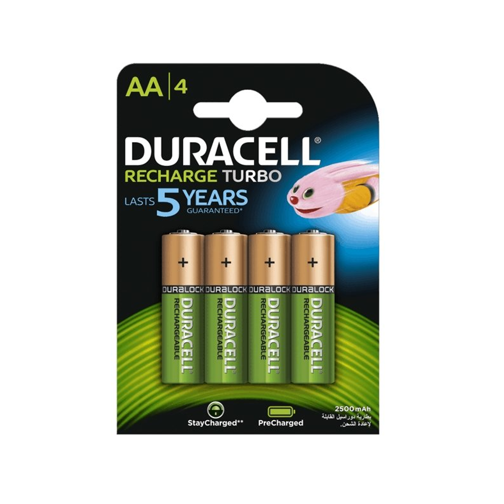 Duracell AA Turbo
