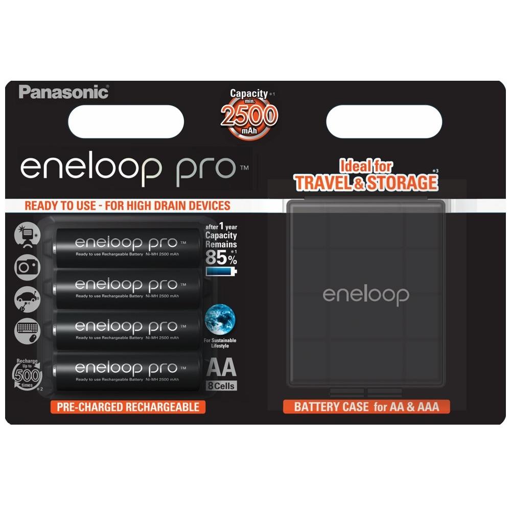 Eneloop R6 2500