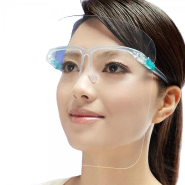 przyłbica ochronna okular