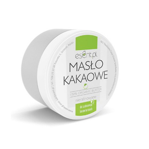 maslo-kakaowe-100-organiczne-nierafinowane-150-ml-esent