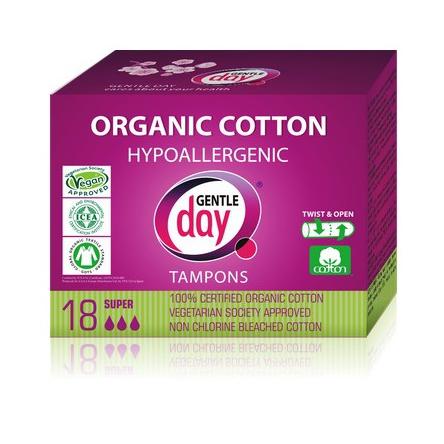 tampony-100-certyfikowanej-bawelny-ekologicznej-super-18-szt-gentle-day
