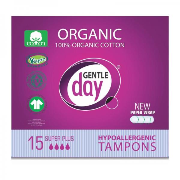 tampony-100-certyfikowanej-bawelny-ekologicznej-super-plus-15-szt-gentle-day
